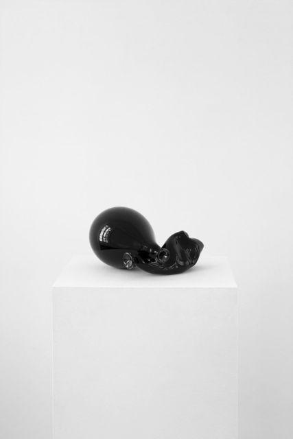 Michel François, 'Souffles dans le verre (noir)', 2006, Sculpture, Verre soufflé noir, kamel mennour