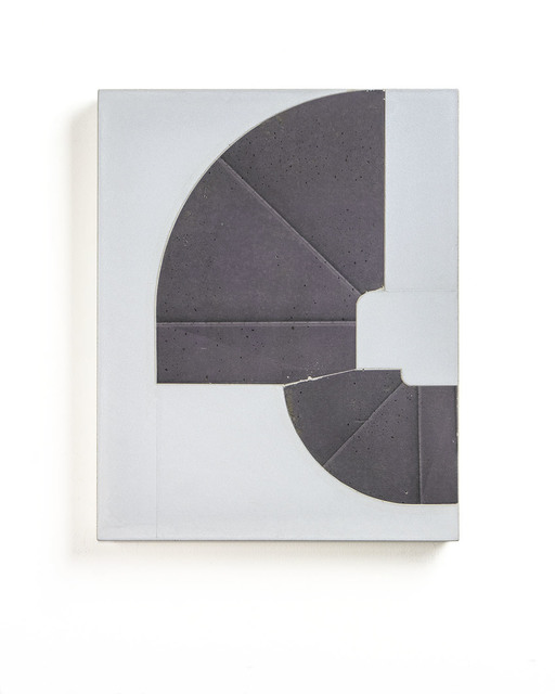 Andrew Clausen, 'IPKW 2', 2020, Sculpture, Cast concrete and pigment transfer on resin-bonded canvas, &Gallery
