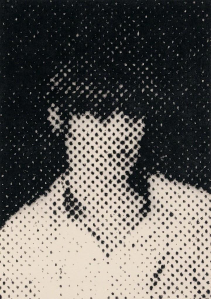 Adam Helms, 'Zombie (Mnemosyne),' 2013, Almine Rech Gallery