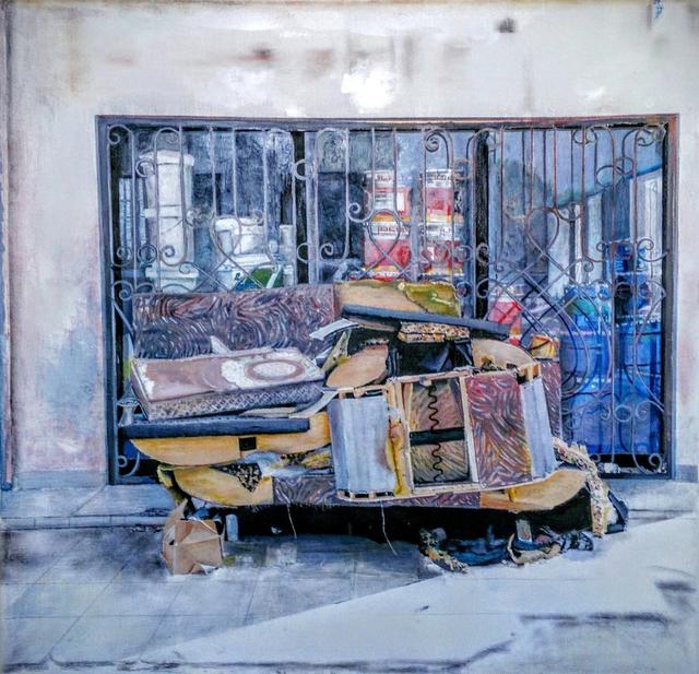, 'Atelier peinture,' 2016, Galerie Cécile Fakhoury - Abidjan