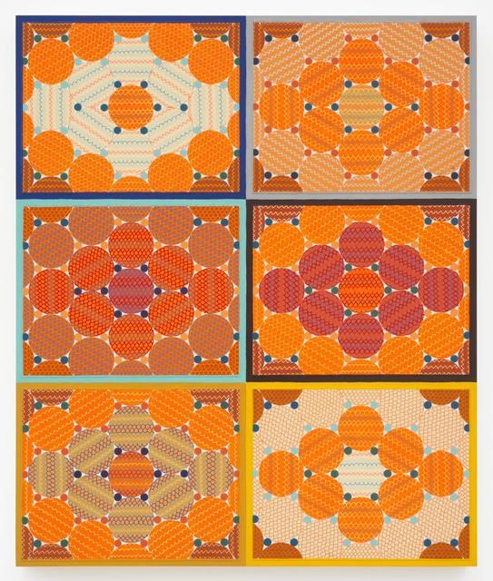 , ' Marmalade Promenade,' 2018, Western Exhibitions
