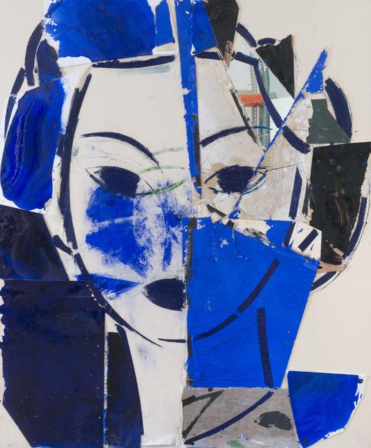 , 'Retrato II,' 2017, Opera Gallery