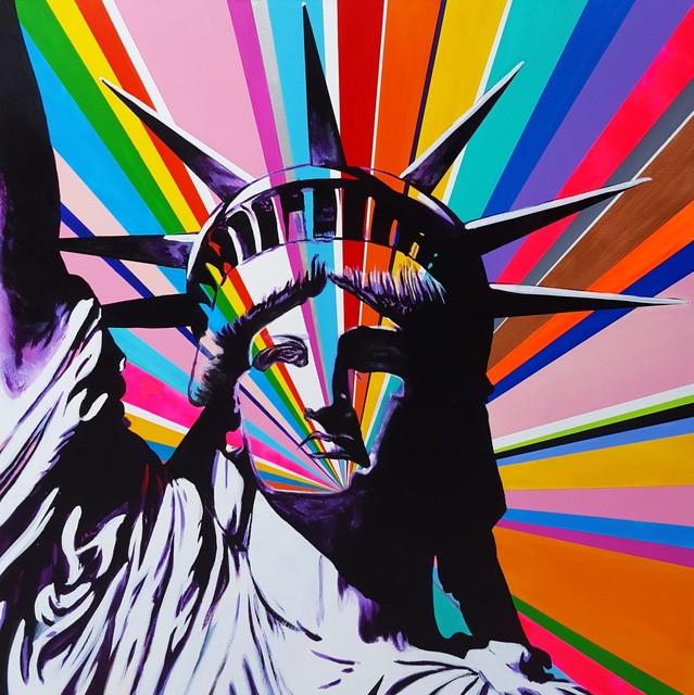 Jack Graves III, 'Liberty Icon IV', 2019, Graves International Art