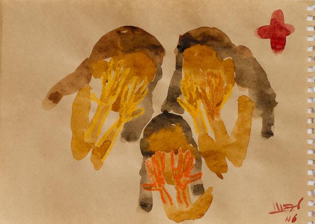 , '№6,' 2014, ArtSvit