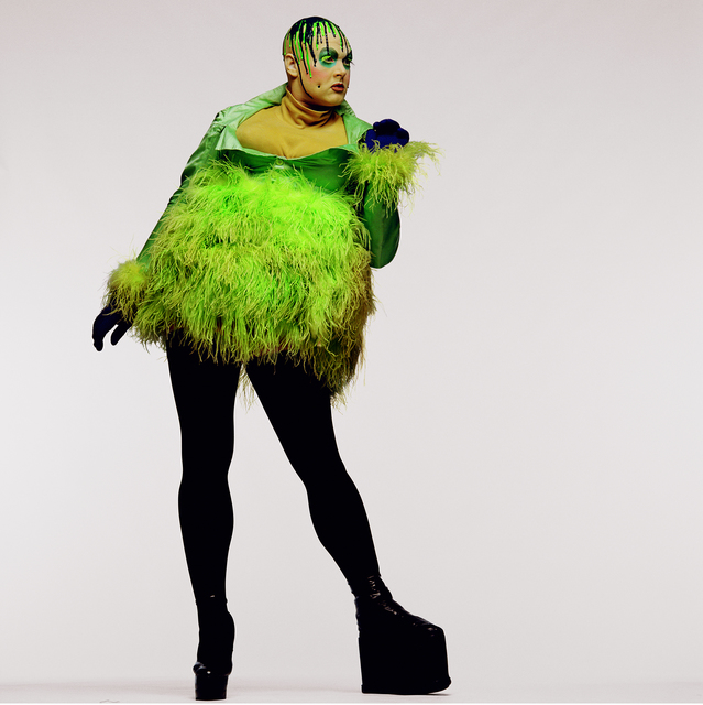 , 'Leigh Bowery, Session VII, Look 34,' 1994, Michael Hoppen Gallery