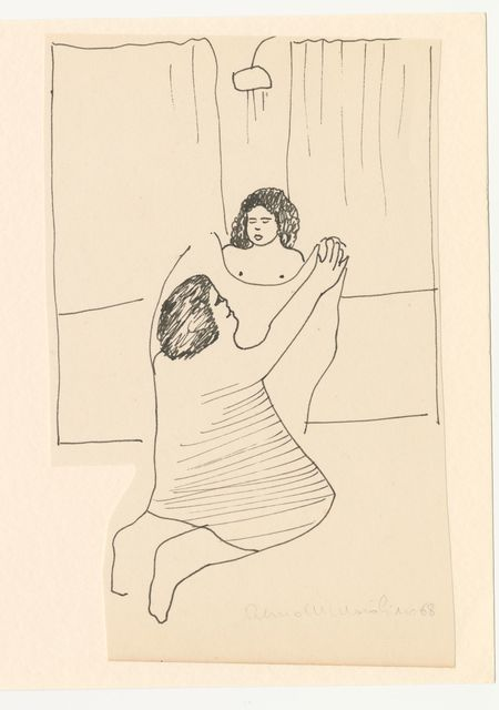 Anna Maria Maiolino, 'Untitled, from Entre Pausas (Between Pausas) series', 1968-1969, Hauser & Wirth