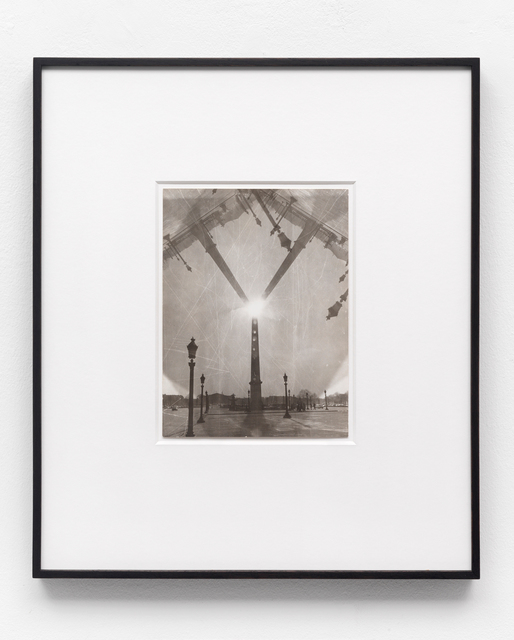, 'Untitled (Obelisk, Paris),' 1971, Sies + Höke