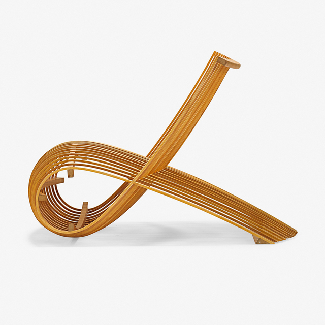 Stupendous Marc Newson Cappellini Lounge Chair Australia Italy Artsy Ibusinesslaw Wood Chair Design Ideas Ibusinesslaworg