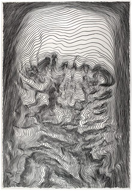 , 'Olmec 7,' 2014, Hans Alf Gallery