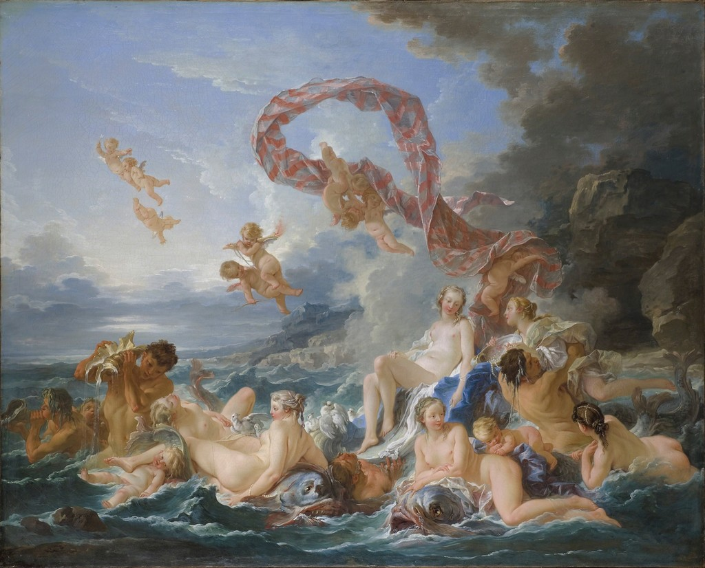 Artworks That Defined The Rococo Style Artsy - Rococo painting