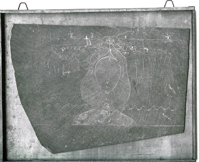 Joseph Beuys, 'Untitled (Sybilla) (Ohne Titel (Sybilla))', 1951, BASTIAN