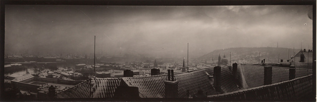 Josef Sudek, 'Untitled [Panorama of Prague]', likely 1950s, Doyle