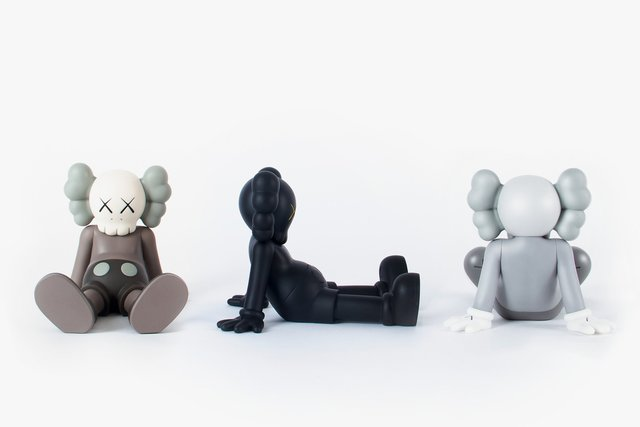 KAWS, 'Holiday (Set of Three)', 2019, Lougher Contemporary