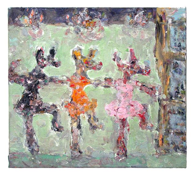Farrell Brickhouse, 'Encore for Three', 2014, John Davis Gallery
