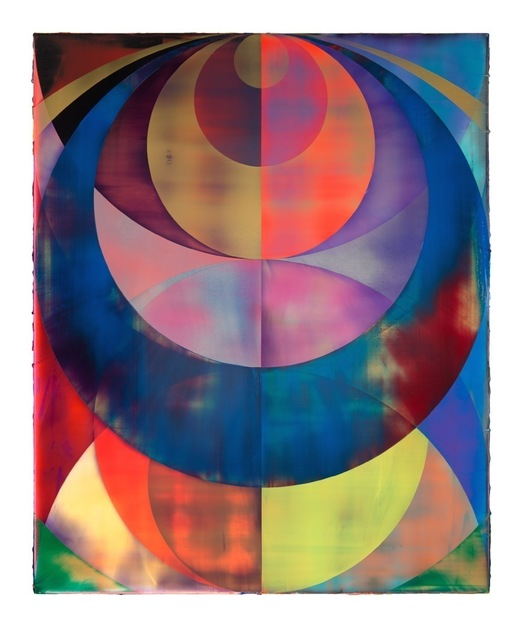 , 'Orb (Technicolor Haze),' 2013, Jessica Silverman Gallery