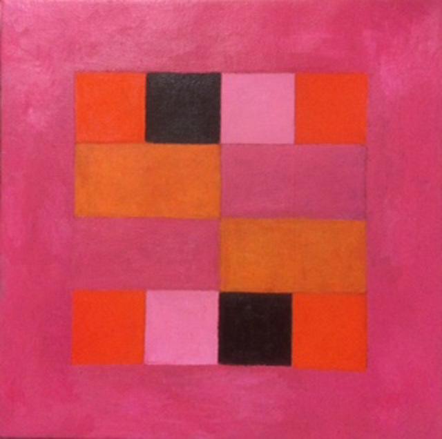 , 'Pink Funk,' 2016, Susan Eley Fine Art
