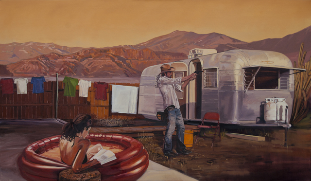 , 'Evening in the Desert,' 2018, Visions West Contemporary