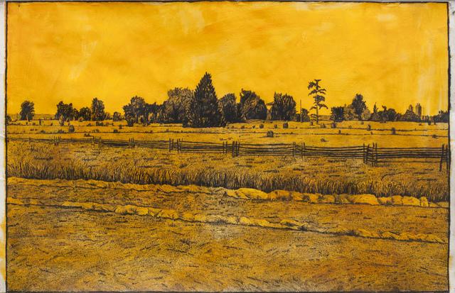 , 'The Round Forest, Murfreesboro, TN,' 1986, Fleisher/Ollman