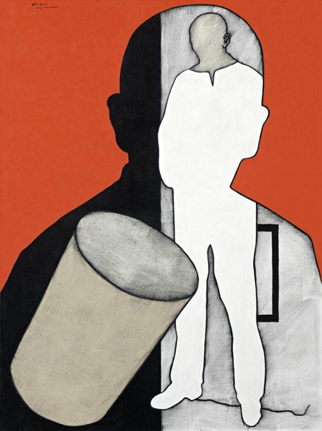 Max Neumann, 'Untitled, October, 2005', 2005, Bruce Silverstein Gallery