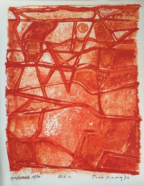 Théo Kerg, 'Graphisme', 1934-1973, Stubbs Fine Art