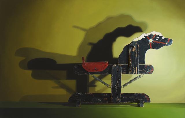 , 'Rough Rider,' 2013, Lora Schlesinger Gallery