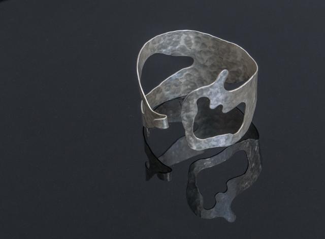 ", 'BRACELET in Sterling Silver by Jacques Jarrige ""Rhea"",' 2016, Valerie Goodman Gallery"