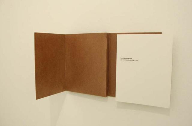 , 'La revolución callada,' 2010, Cristina Guerra Contemporary Art