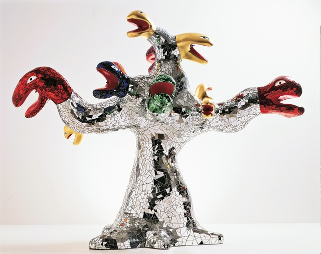 , 'Le grand arbre serpents,' 1988, The National Art Center, Tokyo