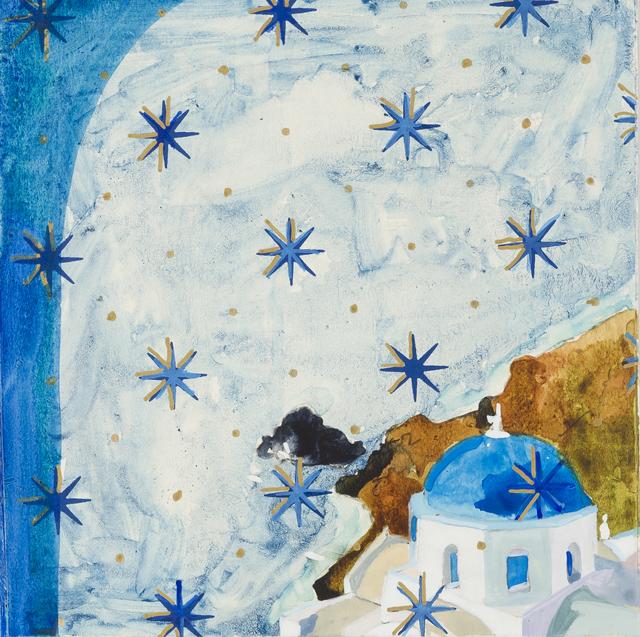 Lee Essex Doyle, 'Cerulean Stars', 2018, Childs Gallery