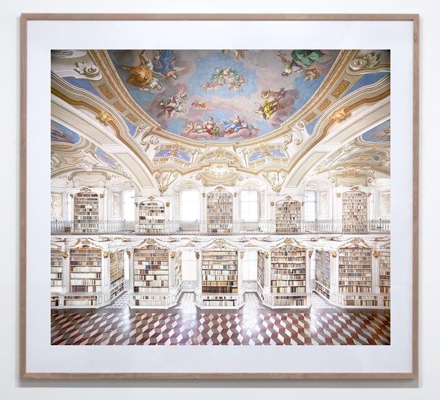 , 'Benediktinerstift Admont III 2014,' 2012, Sean Kelly Gallery