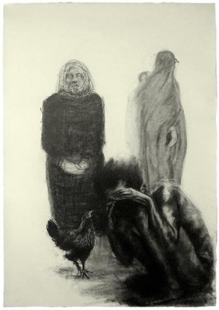 , 'Watchers II,' 2018, One Off Contemporary Art Gallery