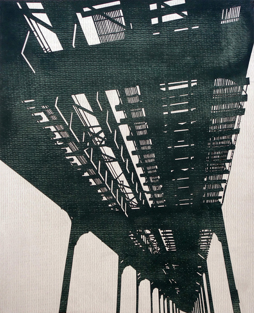 , 'Elevated #2,' 2017, Margaret Thatcher Projects