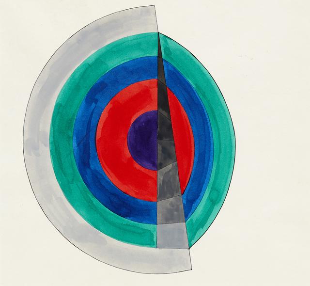 , 'untitled ,' ca. 1969, Bowerbank Ninow