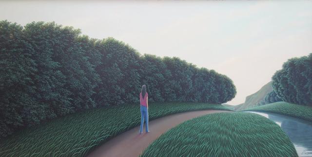 , 'The Imaginary Flight,' 2017, Gallery Victor Armendariz