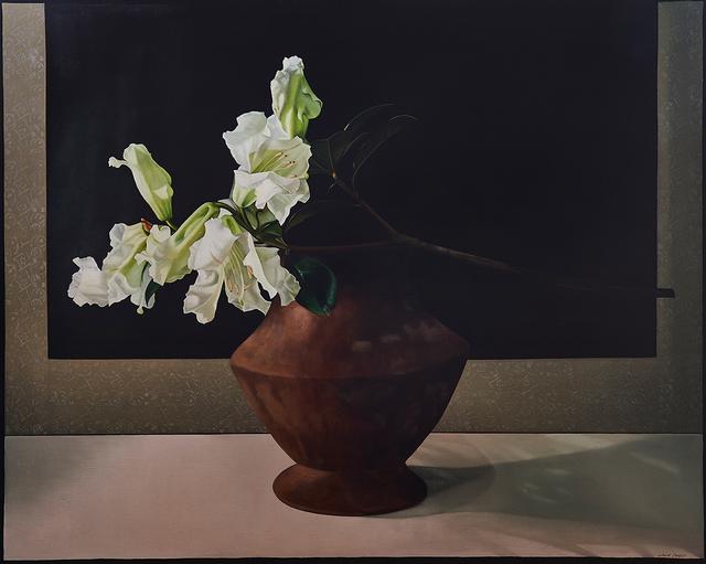 , 'Treasures in Jars of Clay,' 2017, Flinders Lane Gallery