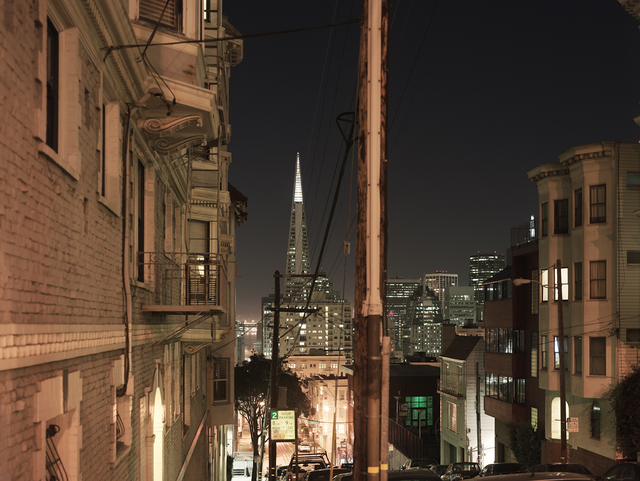 , 'SF 2, San Francisco, California,' 2014, Galerie Nikolaus Ruzicska