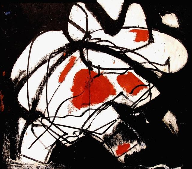 Hans Hofmann, 'Untitled', 1945, Painting, Oil on boad, Cavalier Ebanks Galleries