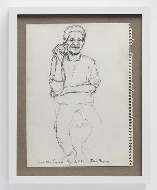 , 'Freddie Garcia  ,' 1989, Alexander and Bonin