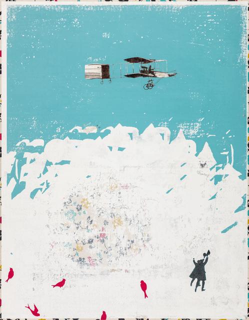 , 'Birds,' 2016, Affinity ART