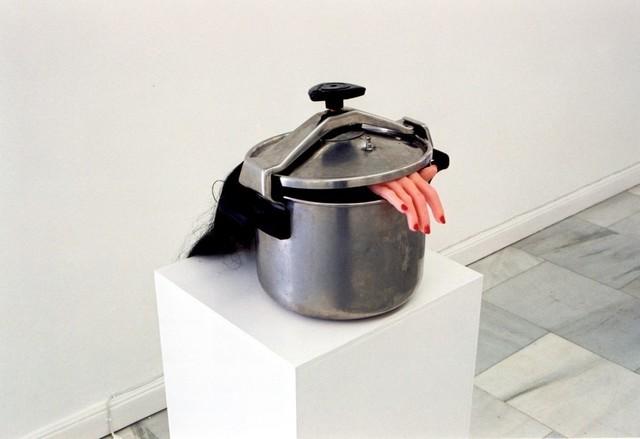 , 'Olla Expressss,' 2001, Galería Juana de Aizpuru