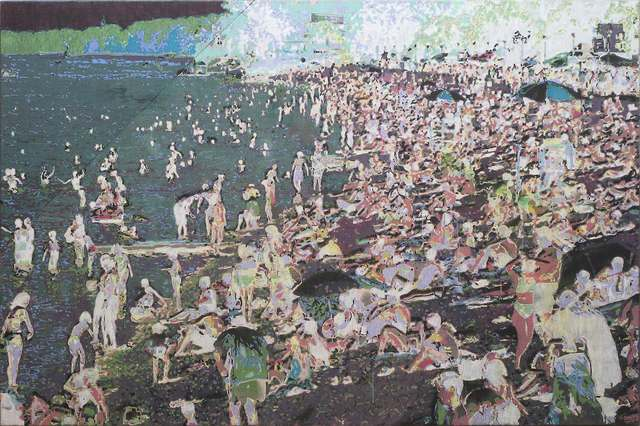 , 'Confetti,' 2018, Galleri Bo Bjerggaard
