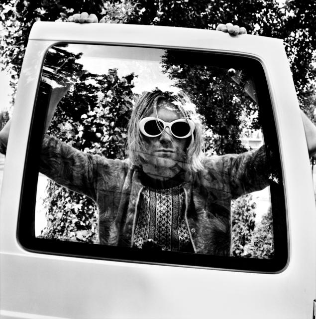 Anton Corbijn, 'Kurt Cobain', 1993, Zeno X Gallery