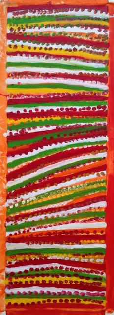 , 'Wirrikari and Jipari,' 2011, Rebecca Hossack Art Gallery