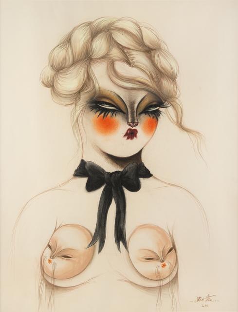 Miss Van, 'Tetas Mascaras', 2013, Julien's Auctions
