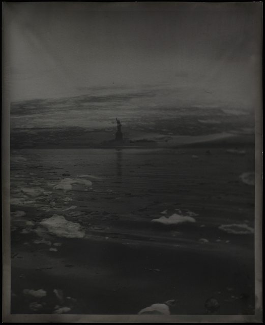 , 'Lady Liberty III,' 2015, Galleri Bo Bjerggaard