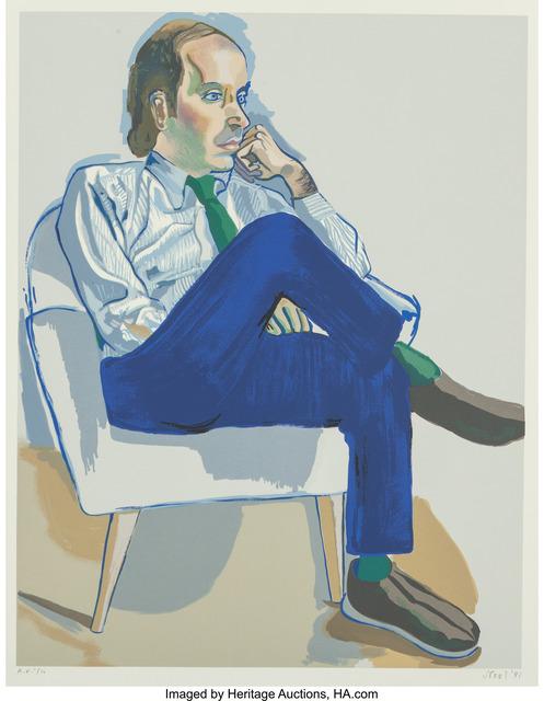Alice Neel, 'Portrait of Hartley Stockton Neel', 1981, Heritage Auctions