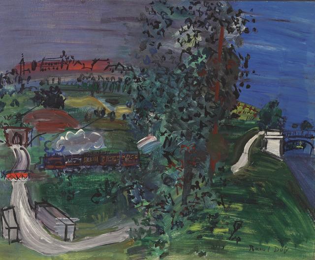 , 'Paysage de Langres,' 1933, Opera Gallery