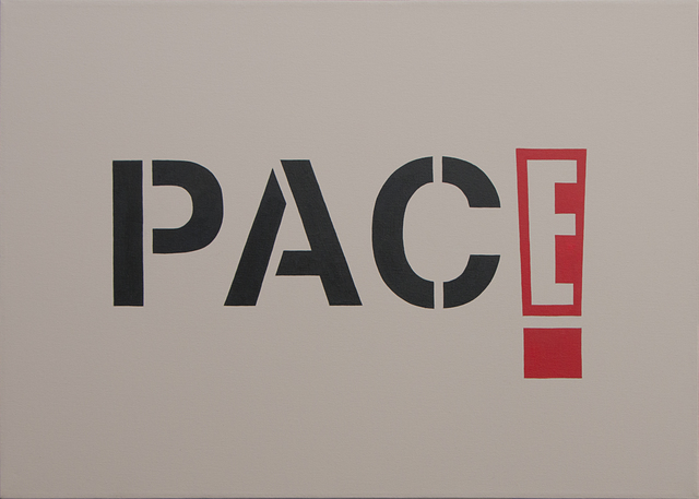 , 'Pace,' 2018, BWSMX