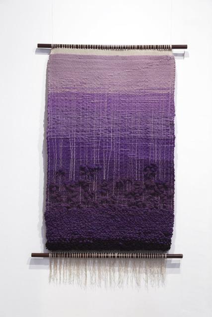 , 'Purple Rose of Cairo,' 2013, Jhaveri Contemporary
