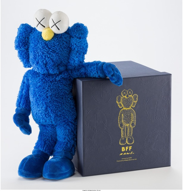KAWS, 'BFF', 2016, Heritage Auctions
